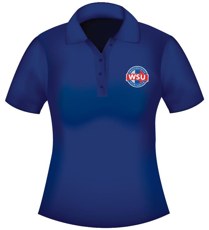 Polo-Shirt Damen - Warendorfer Sportunion