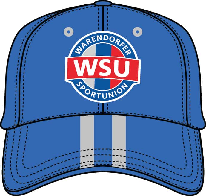 Cap blau - Warendorfer Sportunion