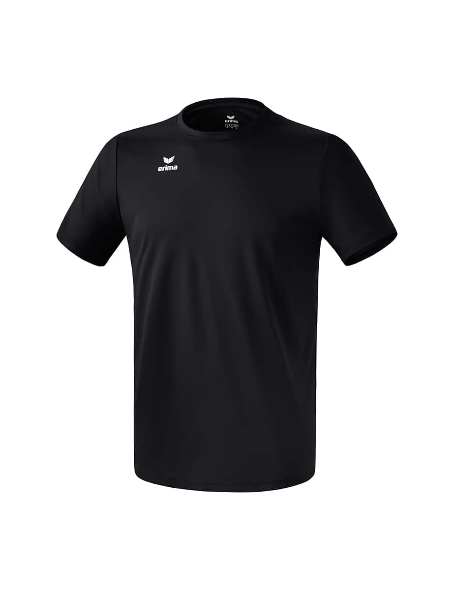 Erima Funktions T-Shirt schwarz