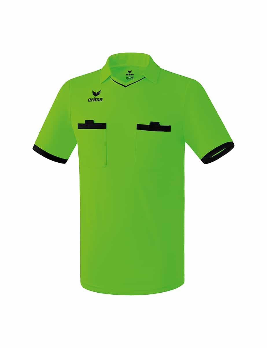 Erima Schiedsrichtertrikot Saragossa green gecko/schwarz