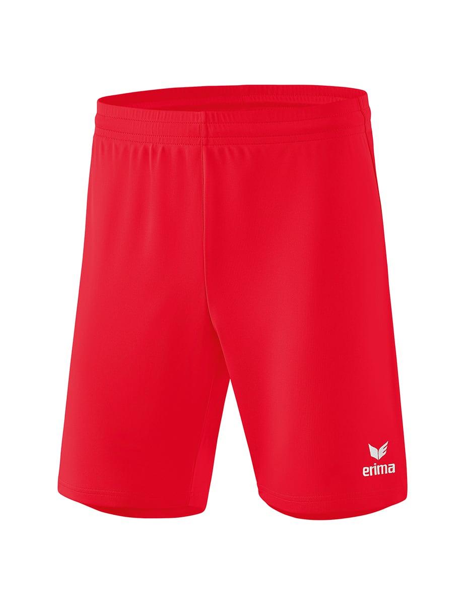 Erima Shorts mit Innenslip Rio Rot