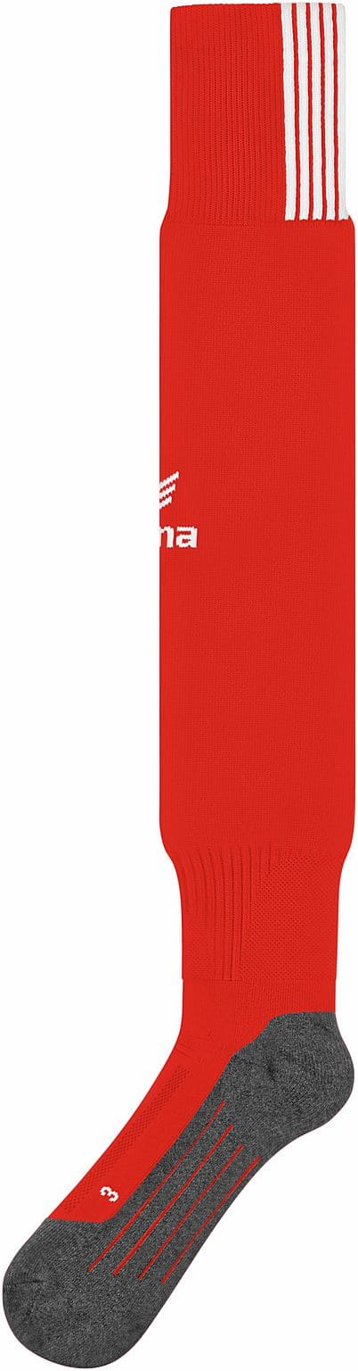 Erima Stutzenstrumpf Madrid rot