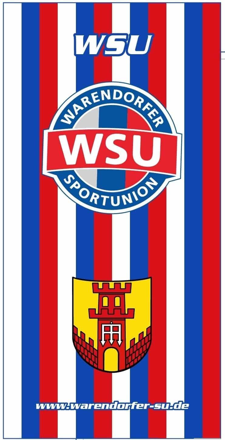 WSU Badetuch 70x140cm