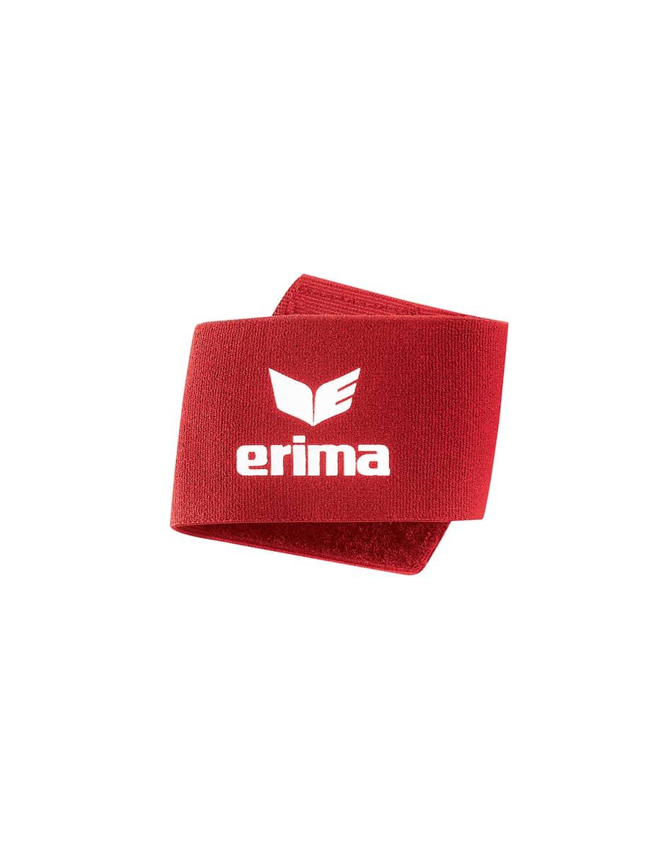 Erima Stutzenhalter rot Guard Stays