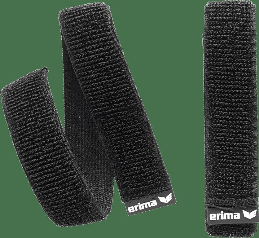 Erima Stutzenhalter schwarz